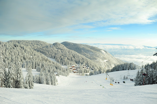 smučišče Golte, Slovenija