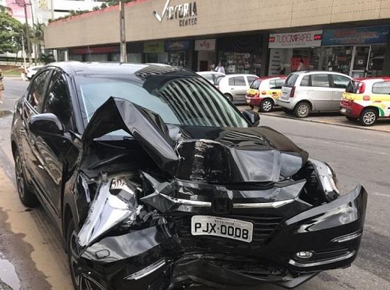 Deputado Lúcio Vieira Lima sofre grave acidente de carro