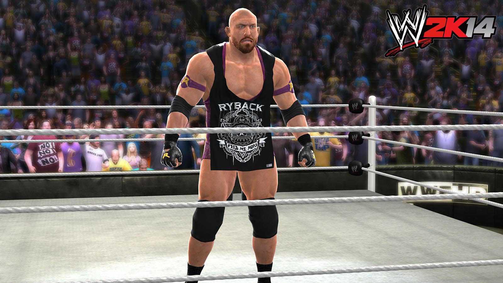 تحميل لعبة WWE 2K14 مضغوطة برابط واحد مباشر + تورنت كاملة مجانا