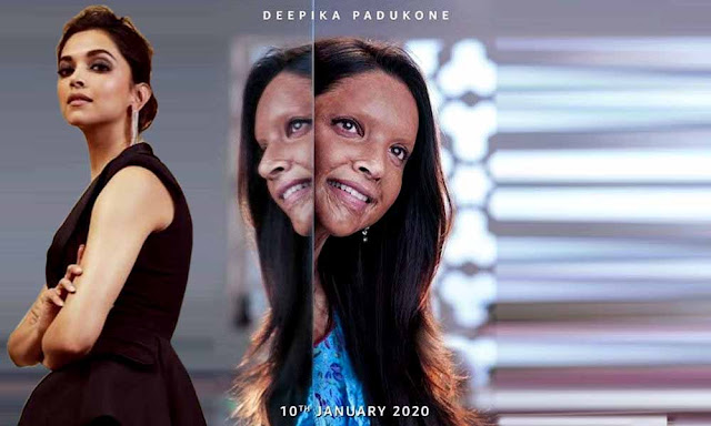 deepika padukone,deepika padukone chhapaak,deepika chhapaak first look,chhapaak deepika padukone,chhapaak,deepika padukone meghna gulzar,chhapaak movie,chapak deepika padukone,deepika padukone new movie,deepika padukone chhappak,deepika padukone chhappak movie,bollywood stars reaction on chhappak first look,deepika padukone chhapak,deepika padukone on chhapaak,deepika padukone chhapaak look
