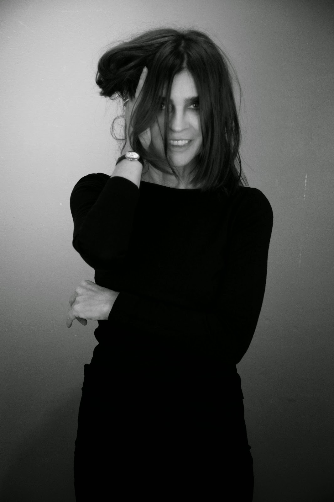 Carine Roitfeld collaborates with Uniqlo