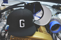 GReddy Signature G Fitted Caps