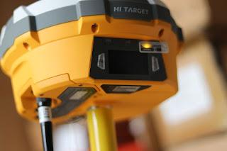 Jual Geodetic HI Target V60 RTK GNSS di Surabaya call vijar 081323770626