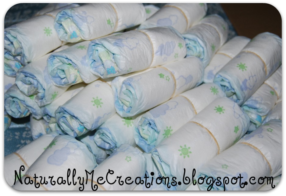 Baby Diaper Cake Delivery