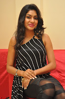 Akshida in Black Tank Top at Kalamandir Foundation 7th anniversary Celebrations ~  Actress Galleries 087.JPG