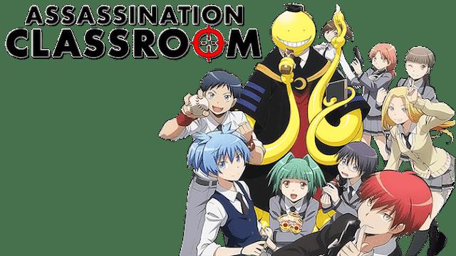 assassination classroom série