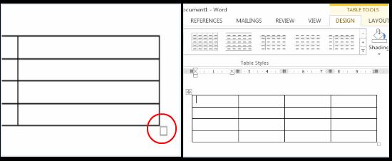 Meskipun didesain sebagai jadwal aplikasi pengolah kata CARA MENGATUR DESAIN DAN LAYOUT TABEL DI MS WORD