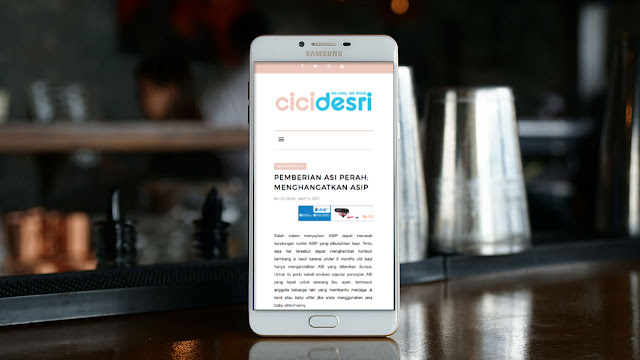 smartphone terbaru, Samsung C9 Pro, Samsung terbaru