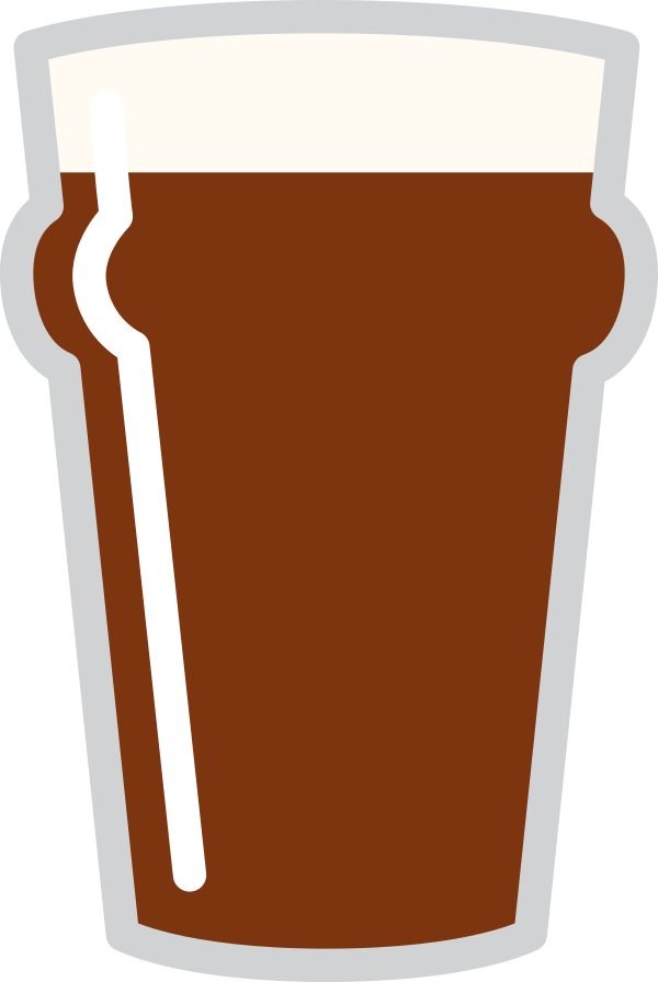 brown ale icon
