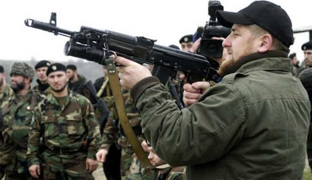 Sosok Presiden Chechnya Yang Ingin Hancurkan Rezim Myanmar