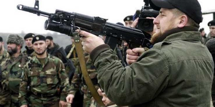 Sosok Presiden Chechnya Yang Ingin Hancurkan Rezim Biadab Myanmar