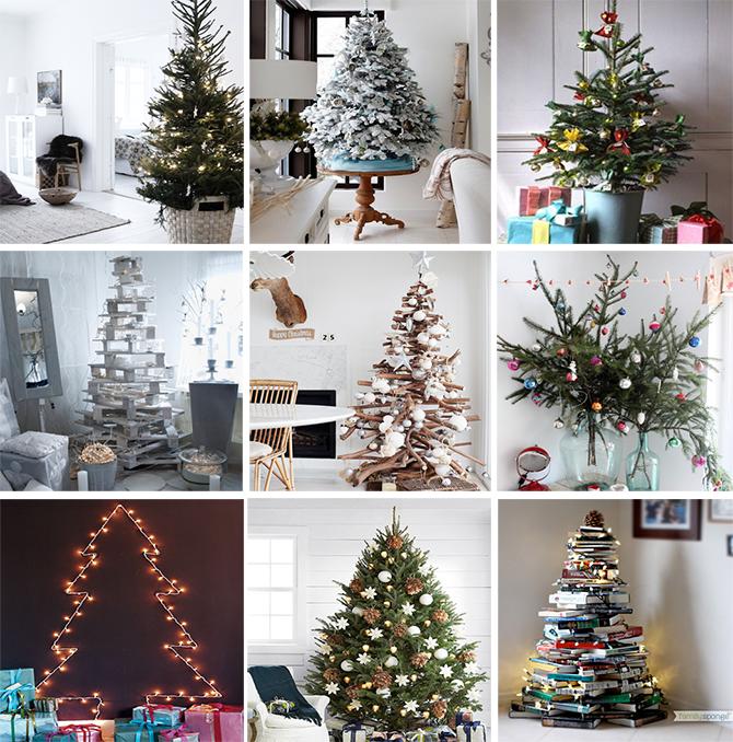 Ideas decoración árbol navidad
