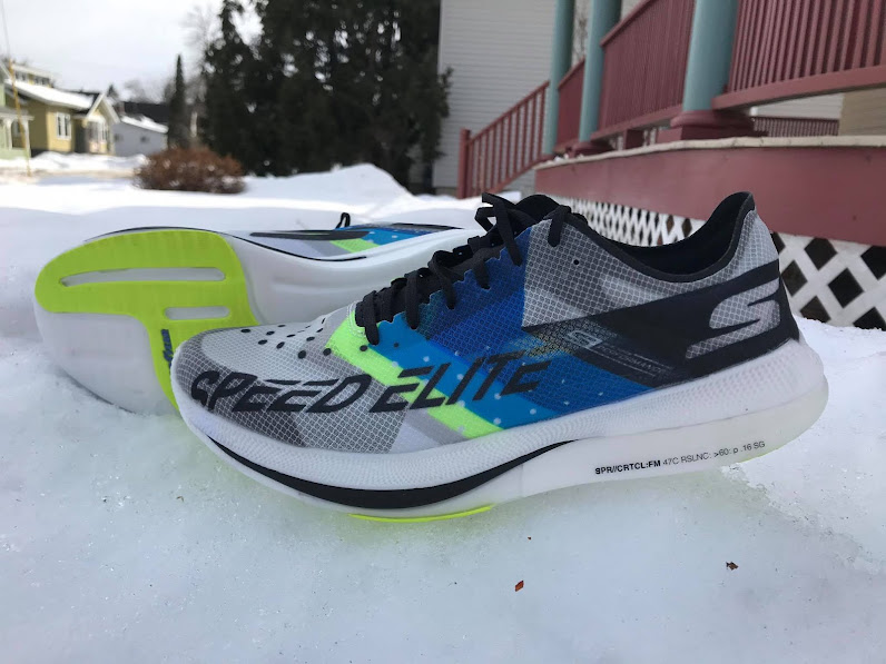 Featured Shoe Review: Skechers GOrun Speed Elite HYPER