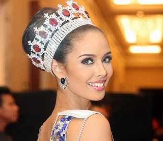 Megan Young Smiling, Miss World 2013