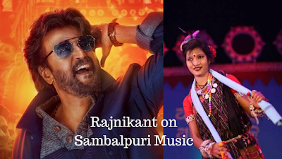 Rajinikanth Dance on Sambalpuri Music on his upcoming movie Petta 2019