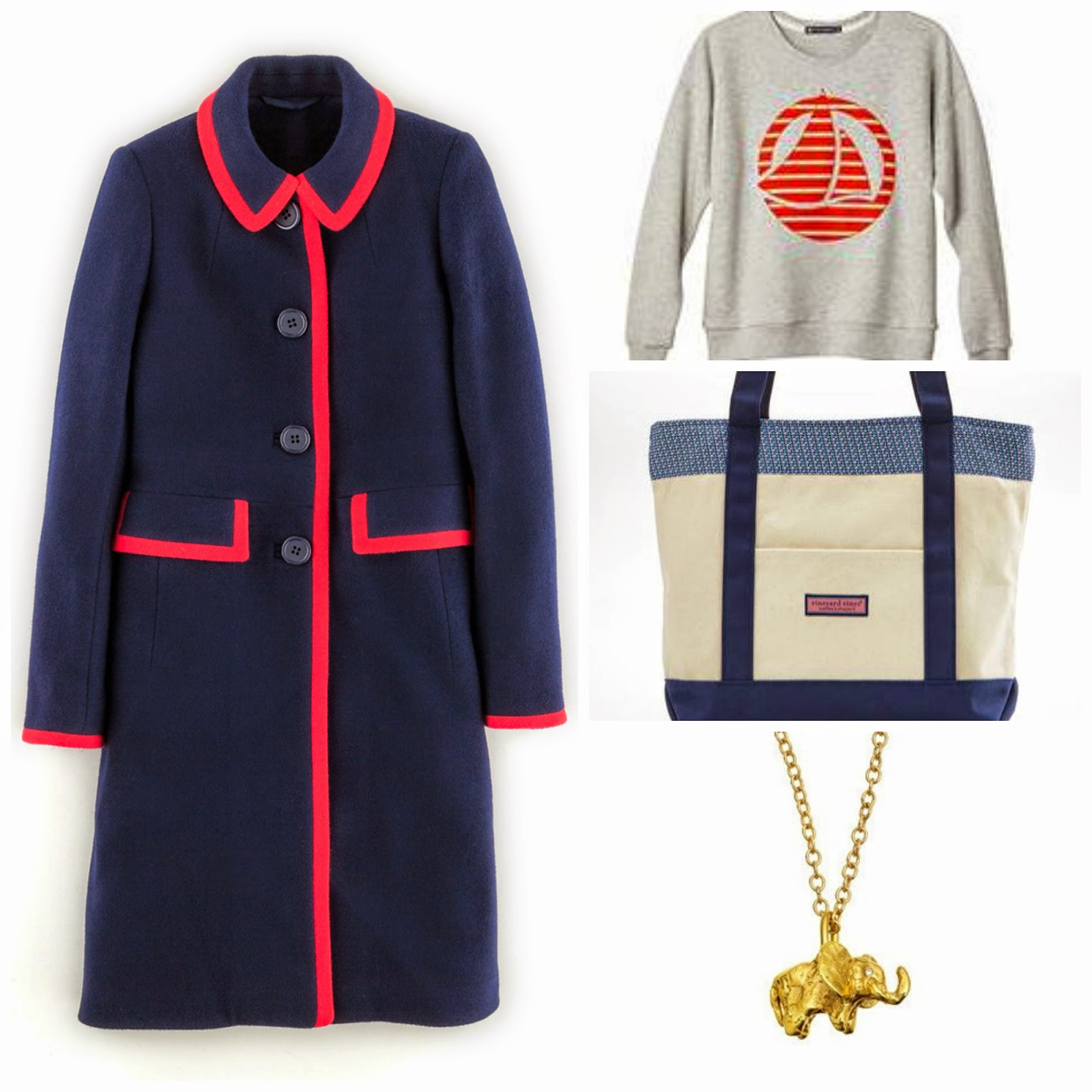 Nautical by Nature | Birthday Wishlist