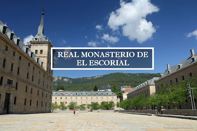 Escapada al Real Monasterio de San Lorenzo de El Escorial