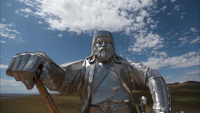 tak ada yang mengetahui  keberadaan makamnya Misteri Makam Genghis Khan