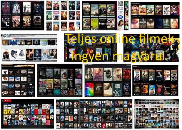 Teljes online filmek ingyen magyarul