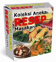 Ebook Kumpulan Aneka Resep Masakan Lengkap