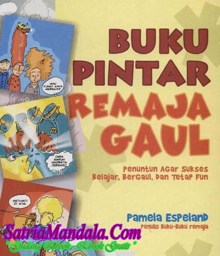 Ebook Buku Pintar Remaja Gaul