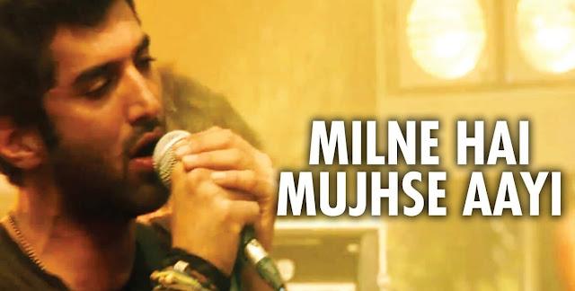 Milne Hai Mujhse Aayi Lyrics Guitar Tabs - Arijit Singh | Aashiqui 2