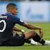 Kylian .. Mbabi played the matches of Belgium and Croatia and he is infected
