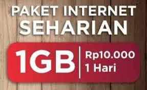 Produk Harga Telkomsel Data Paket Harian
