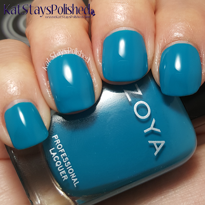 Zoya Island Fun - Talia | Kat Stays Polished