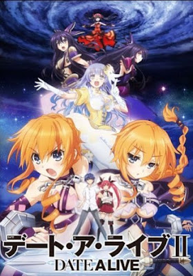 Download Date a Live 2 BD Episode 1-10 + 1 OVA Bahasa Indonesia Batch 240p, 360p, 480p, 720p, 1080p