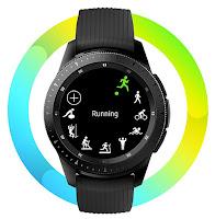 Nuevo modo Fitness para el Samsung Galaxy Watch