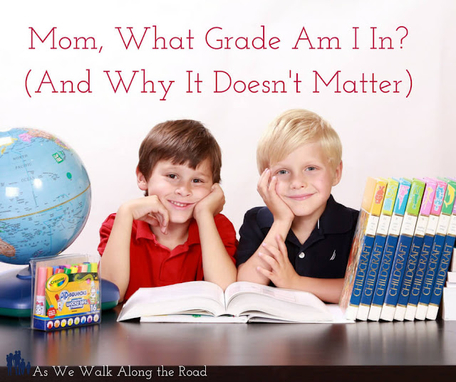 Grades in homeschooling