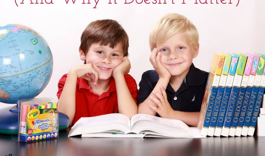 """""""Mom, What Grade Am I In?"""" (And Why It Doesn't Matter)"""