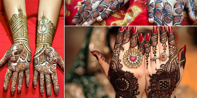 How To Make Your Bridal Mehndi-Henna More Dark, Bold And Beautiful!