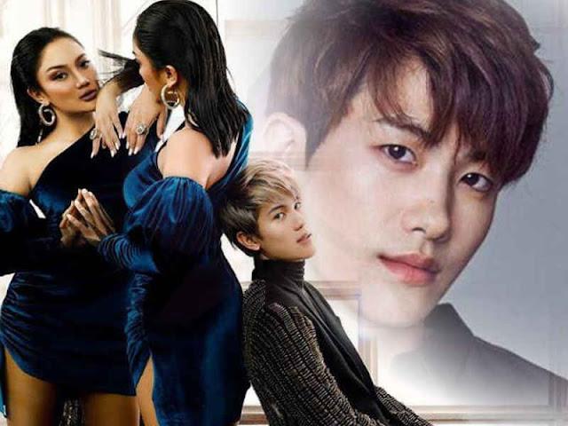 Marion Jola Sebut Julian Jacob Mirip Park Hyung Sik