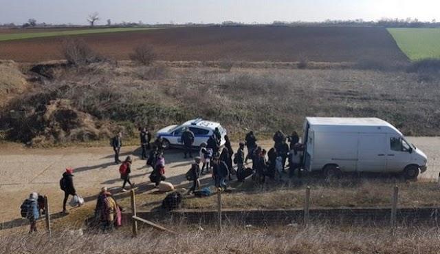 Έβρος: Τούρκοι επιτέθηκαν σε νεαρό κτηνοτρόφο-Συμπλοκή και συλλήψεις απ΄την αστυνομία!!!