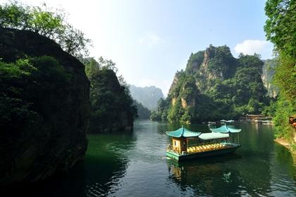 ทะเลสาบเป่าเฟิง (Baofeng Lake) @ smilewanderer.wordpress.com