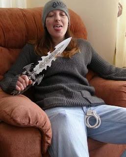 Joanna Dennehy - knife