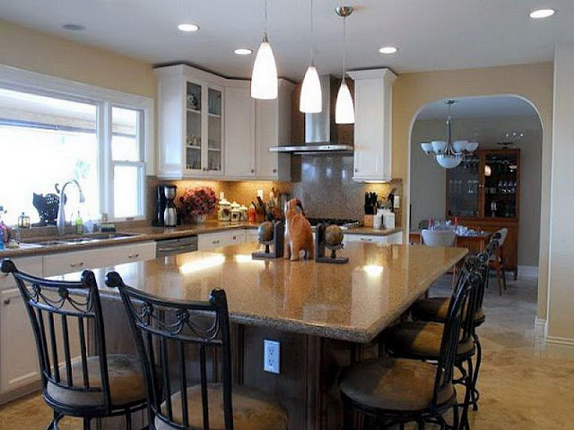 Make your Kitchen Spacious with Small Kitchen Tables Make your Kitchen Spacious with Small Kitchen Tables kitchen island table