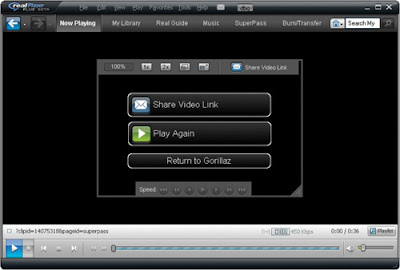Realplayer Gold Plus 11 with Activation Free Download Full Version - Games WORLD