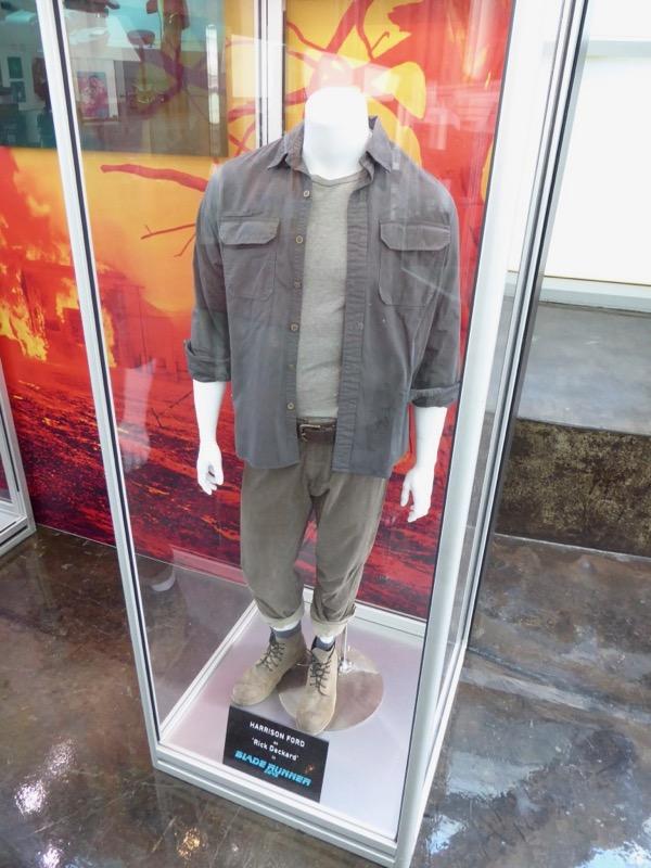 Harrison Ford Blade Runner 2049 Rick Deckard costume
