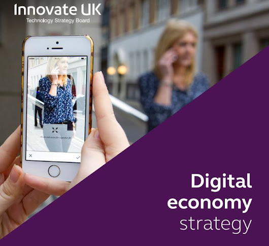 DIGITAL ECONOMY : UK's Digital Economy Strategy - A Primer