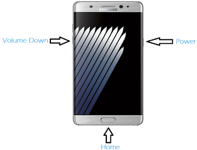 How To Enter Download Mode Samsung Galaxy Note 7