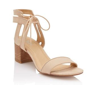 Mid Block Heel Shoes