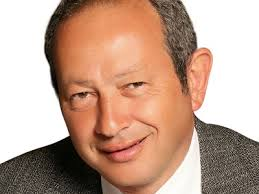 Naguib Sawiris Africa's richest person