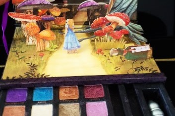 palette Alice in Wonderland Urban Decay