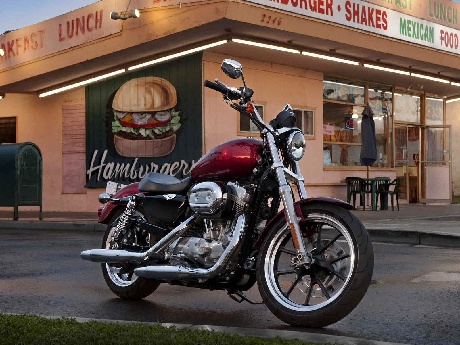Honda Dealers In Ri >> 2012 Harley-Davidson XL883L Sportster 883 SuperLow