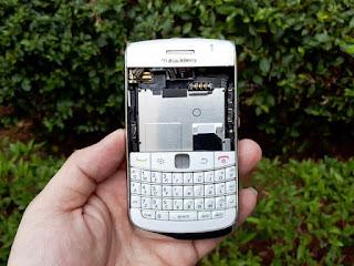 Casing Blackberry Onix 9700 Baru Fullset