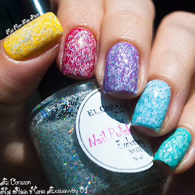 El Corazon for NailPolishMania Exelusively #01
