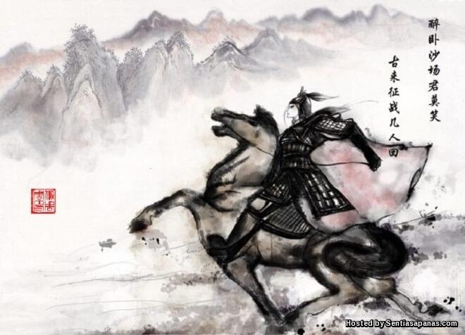 Qin Liangyu Panglima Perang Wanita Teragung Dalam Sejarah China